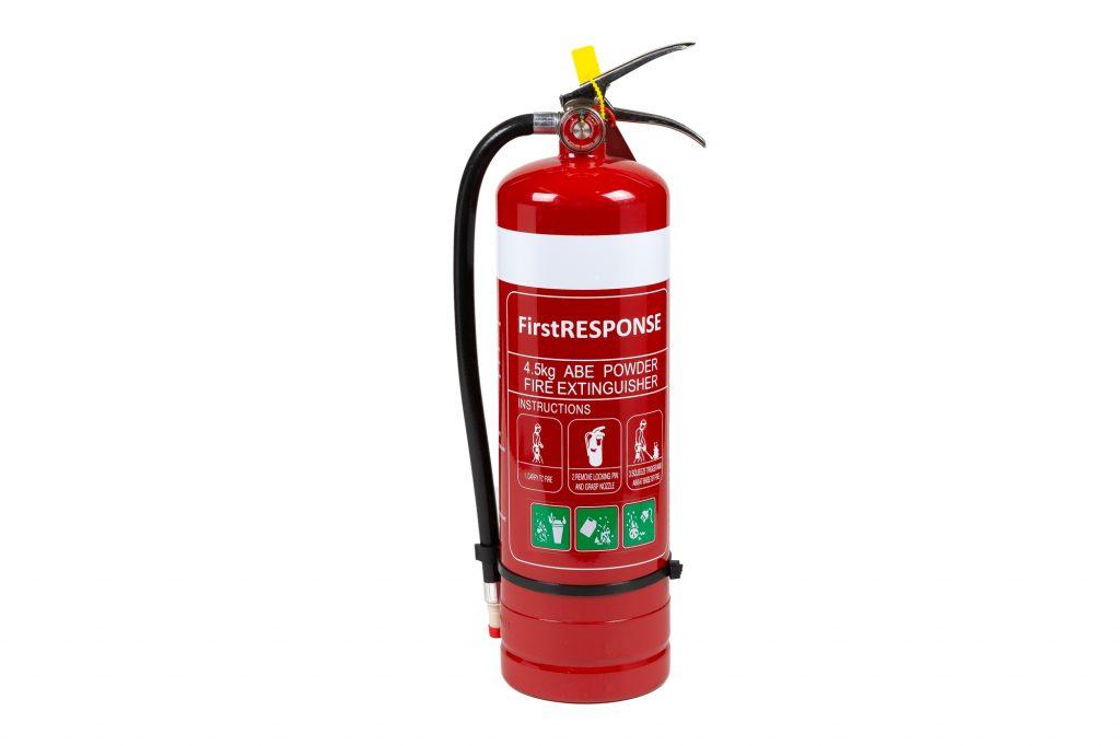 4.5kg ABE Fire Extinguisher With Bracket