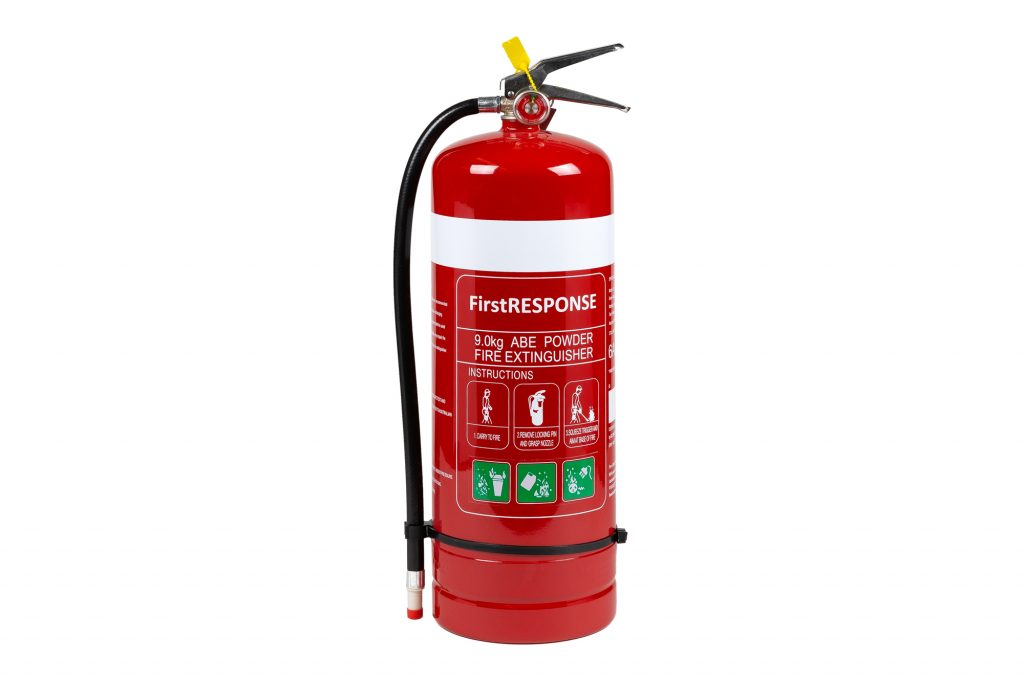 9kg ABE Fire Extinguisher With Bracket