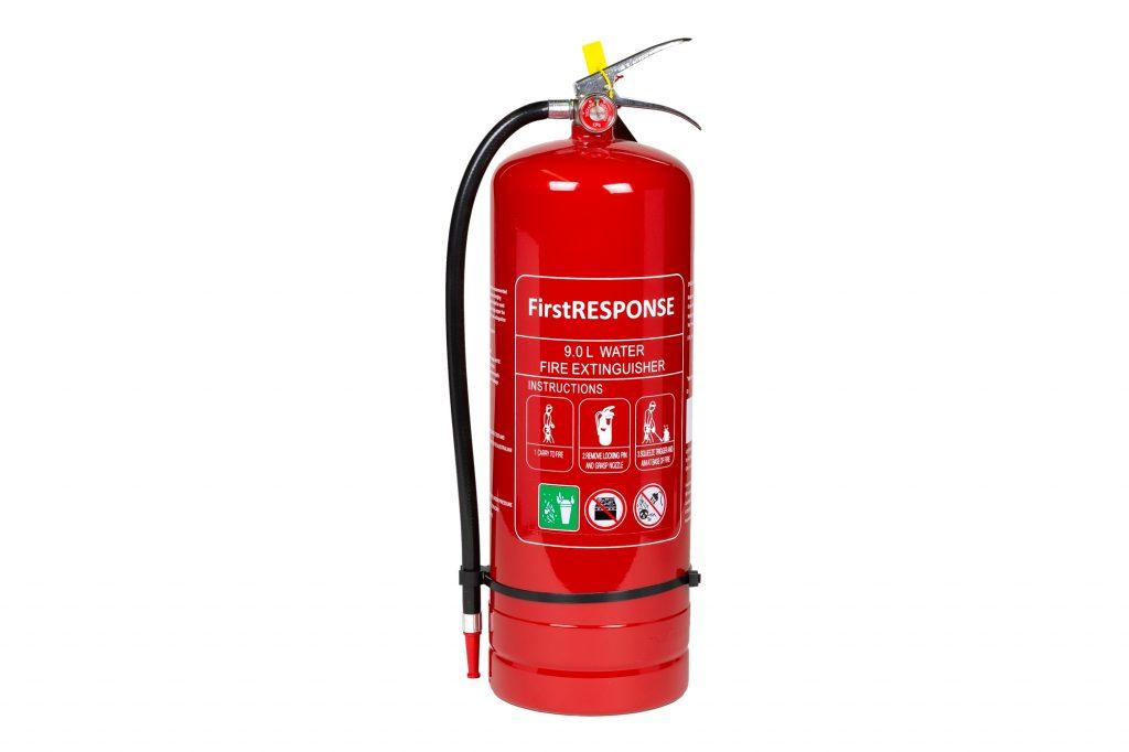 9kg Water Fire Extinguisher With Bracket